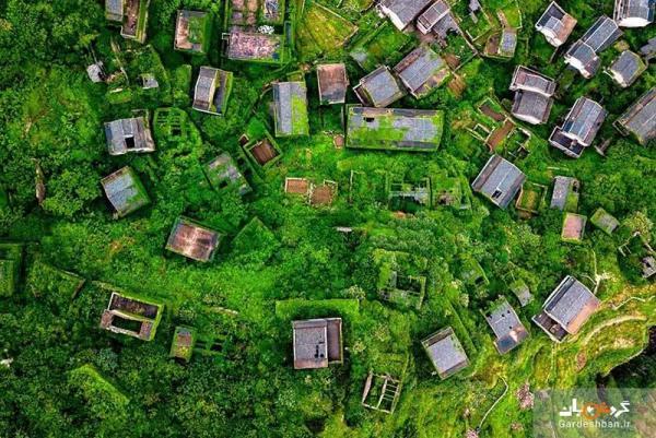 دهکده هوتوان؛ بهشت پنهان شده در چین