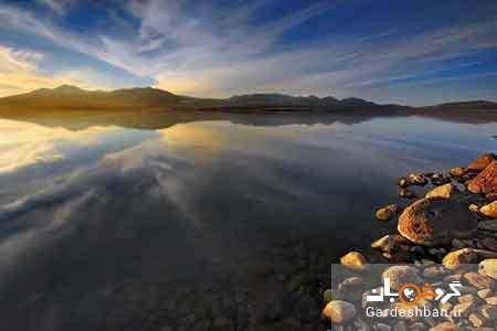 معرفی زیباترین دریاچه های گرجستان
