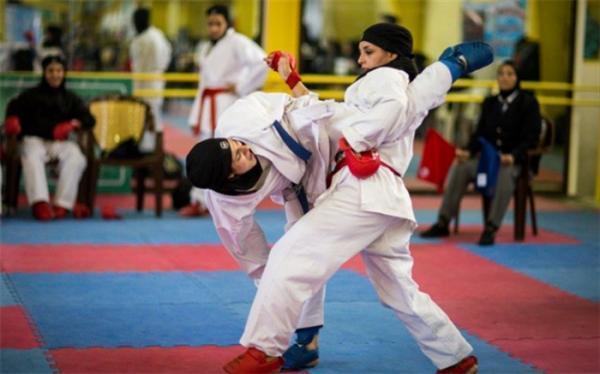 سومین اردوی تیم ملی کاراته زنان ایران آغاز شد