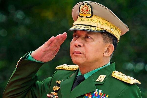 کودتای نظامی در میانمار، ارتش قدرت را در دست گرفت