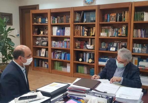 خبرنگاران ملاقات استاندار گلستان با نوبخت برای حل مسائل حوزه برق استان
