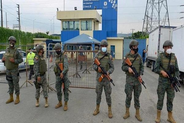 67 کشته طی شورش در سه زندان اکوادور