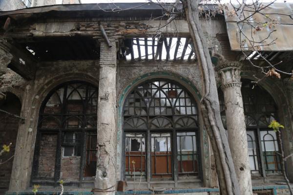 تملک باغ علاء الدوله و احیا و بازسازی خانه حاکم تهران در قلب طهران