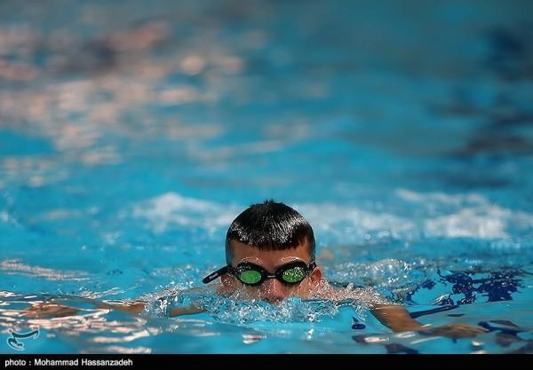 مسابقات بین المللی شنای امارات، بالسینی رکورد 200 متر پروانه را شکست