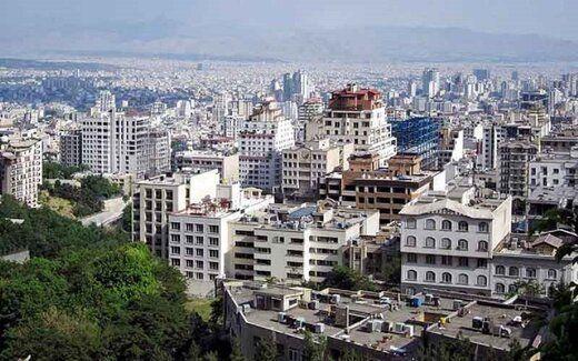 هزینه خرید خانه 80 تا 100 متری در تهران