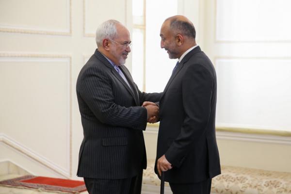 قدردانی وزیر خارجه افغانستان از پیغام همدردی ظریف در پی حمله تروریستی کابل