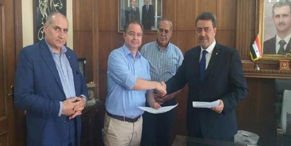 قبرس برای افتتاح سفارت خود در سوریه آماده می شود