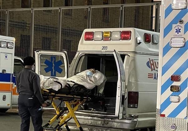 تلفات کرونا در آمریکا به بیش از 600 هزار نفر رسید