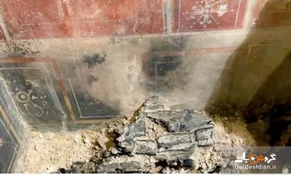 کشف ساختمان باستانی در زیر یک سینما