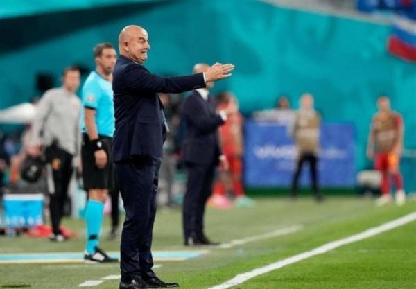چرچسوف: نسل تازه فوتبال روسیه آماده نتیجه گیری در یورو نبود