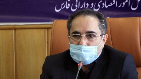 درآمد های عمومی فارس 45 درصد رشد کرد